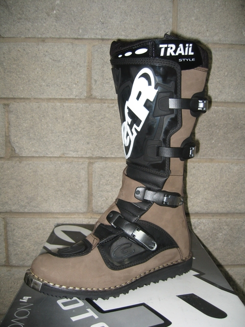 Novogar Trail Boots 171 Trial Enduro Direct Trial
