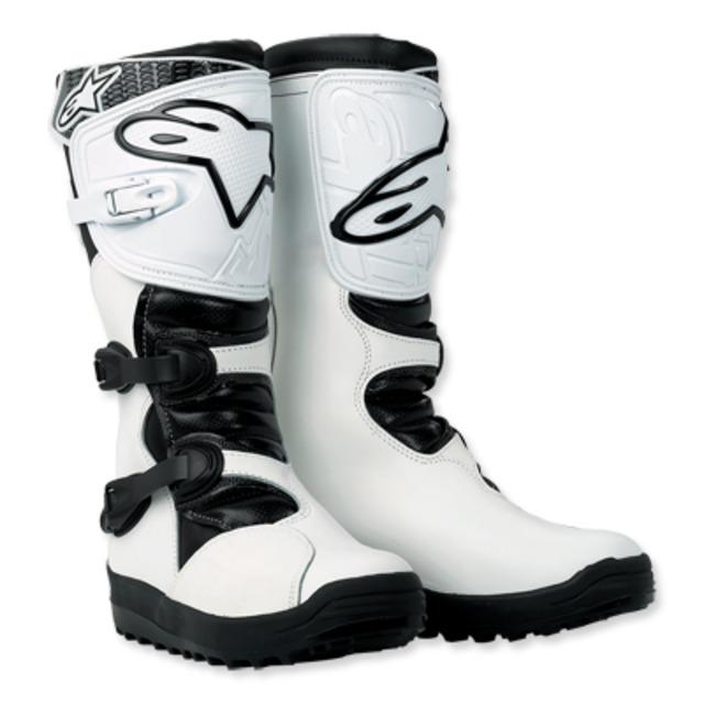 Alpinestar Nostop White Boots
