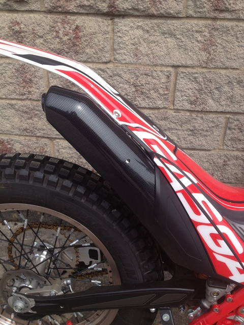 Gg Pro Silencer Cover All Years 171 Trial Enduro Direct