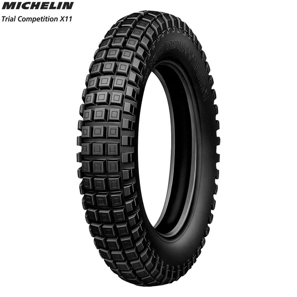 MICHELIN X11 Rear Tubeless Trials Tyre(097047) Trial