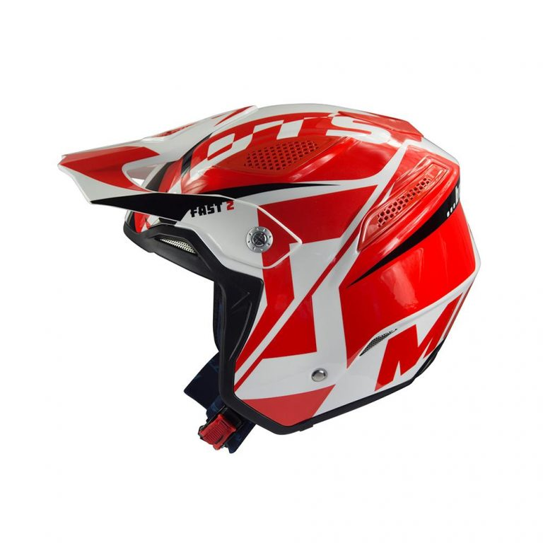 Trials Helmets
